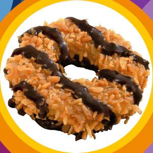 Samoa+cookie