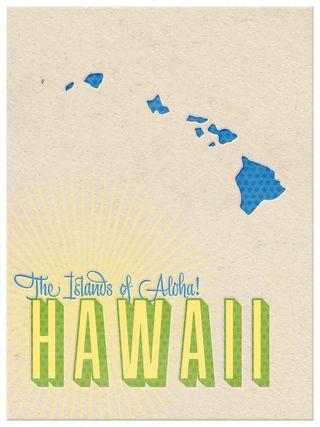Hawaii 3x4