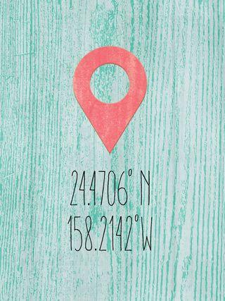 Makaha coordinates