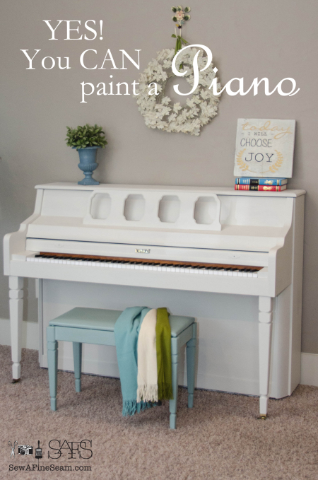 Piano white