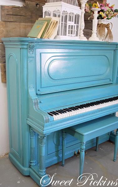 Piano pretty