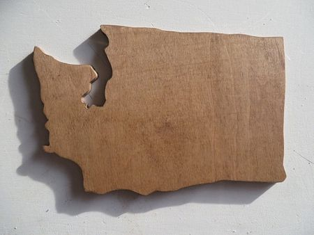 Washington state wood